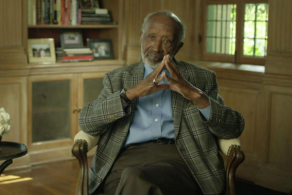 "<p>In this eye-opening documentary, you're let into the untold story of Clarence Avant, known as ""The Black Godfather"" amongst Hollywood's elite, in the music industry, <em>and </em>politics. You soon learn that his mentorship and connection is so powerful, he's influenced the likes of Bill Withers, Bill Clinton, Barack Obama, Jim Brown, and P. Diddy. (And that's just brushing the surface).</p><p><a class=""link rapid-noclick-resp"" href=""https://www.netflix.com/title/80173387"" rel=""nofollow noopener"" target=""_blank"" data-ylk=""slk:Watch It Now"">Watch It Now</a></p>"