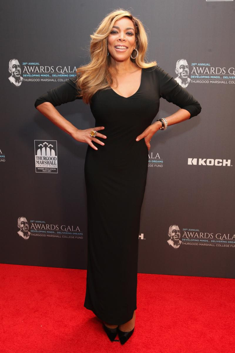 "Wendy Williams on Being a Black Woman in TV: ""The Struggle is Real"""