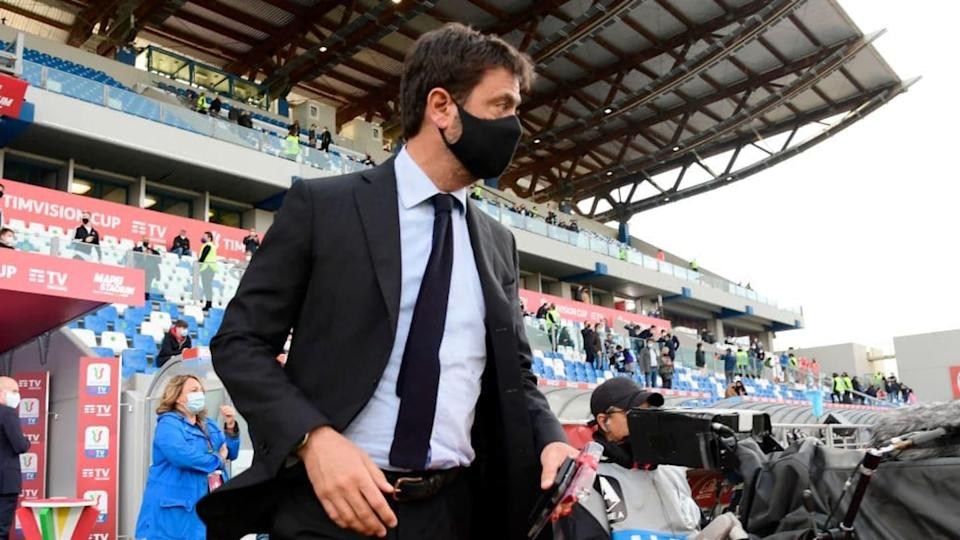 Andrea Agnelli | Marco Rosi/Getty Images
