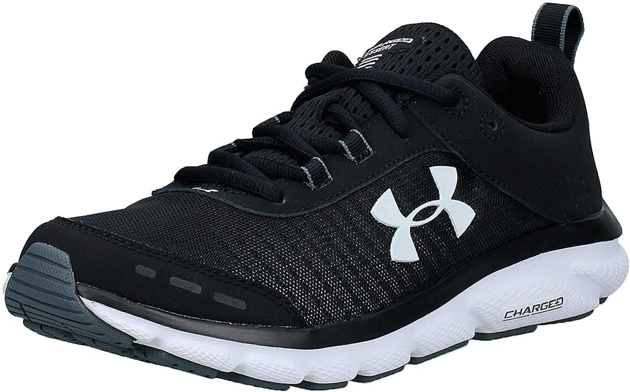 "<p>This <product href=""https://www.amazon.com/Under-Armour-Womens-Charged-Running/dp/B07G7TJNLR/ref=sr_1_11?crid=AWYKRPPCJTQF&amp;dchild=1&amp;keywords=sneakers%2Bfor%2Bwomen&amp;qid=1601673243&amp;sprefix=sneakers%2B%2Caps%2C252&amp;sr=8-11&amp;th=1&amp;psc=1"" target=""_blank"" class=""ga-track"" data-ga-category=""internal click"" data-ga-label=""https://www.amazon.com/Under-Armour-Womens-Charged-Running/dp/B07G7TJNLR/ref=sr_1_11?crid=AWYKRPPCJTQF&amp;dchild=1&amp;keywords=sneakers%2Bfor%2Bwomen&amp;qid=1601673243&amp;sprefix=sneakers%2B%2Caps%2C252&amp;sr=8-11&amp;th=1&amp;psc=1"" data-ga-action=""body text link"">Under Armour Charged Assert 8 Running Shoe</product> ($65, originally $70) is great if you want a neutral ride.</p>"