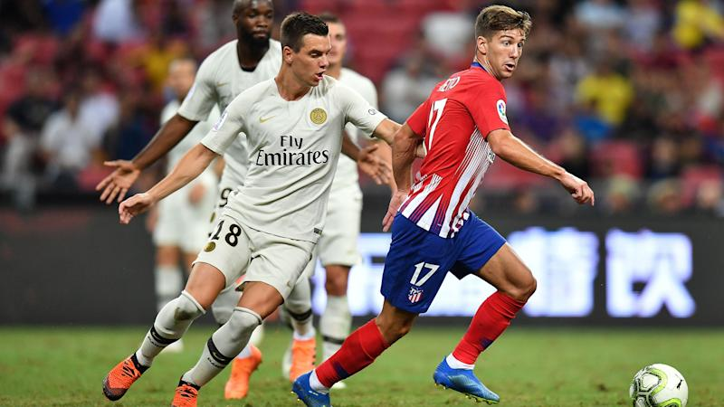 Vietto to join Sporting CP from Atletico