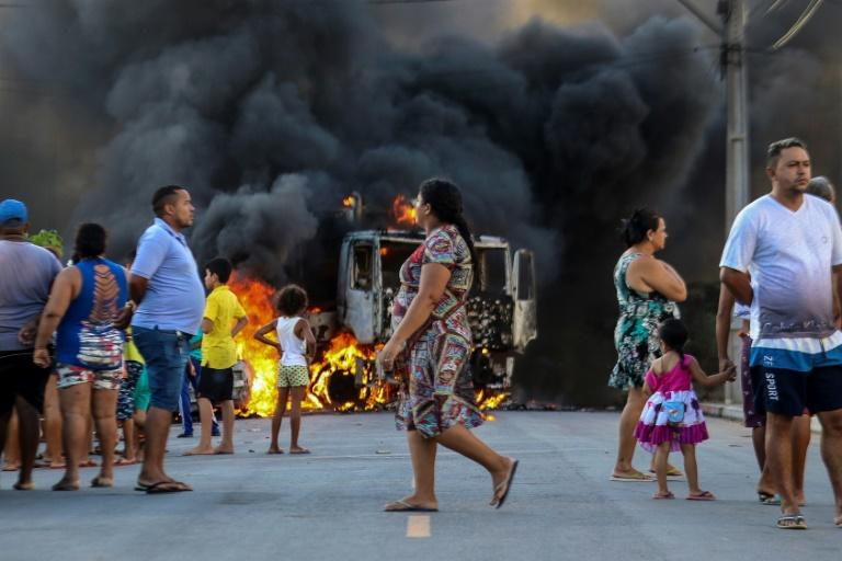 Troops are being sent in to combat gang violence in Brazil's Ceara state in the first test of new far-right President Jair Bolsonaro's hardline law-and-order platform