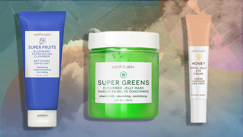 Walmart Launched the Chicest Skincare Line and Everything's Under $10