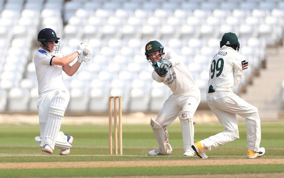 Harry Brook hit a century for Yorkshire (Mike Egerton/PA) (PA Archive)