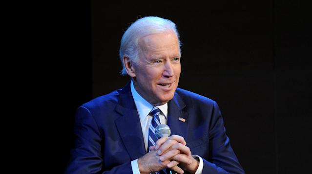 Joe Biden Says He's 'So Sorry' For What Anita Hill Went Through