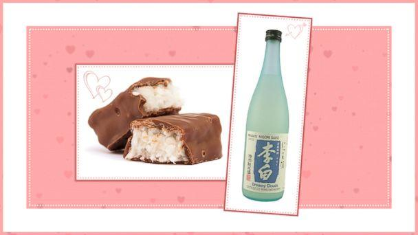 PHOTO: Chocolate and Wine Pairings for Valentines Day: Pair 7 (ABC News Photo Illustration)