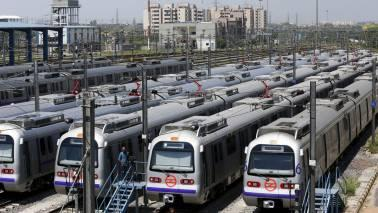 The over 20 km-long Majlis Park-Durgabai Deshmukh South Campus section of the much-awaited Delhi Metro's Pink Line was today inaugurated here, taking the operational span of the rapid transit network to 252 km.