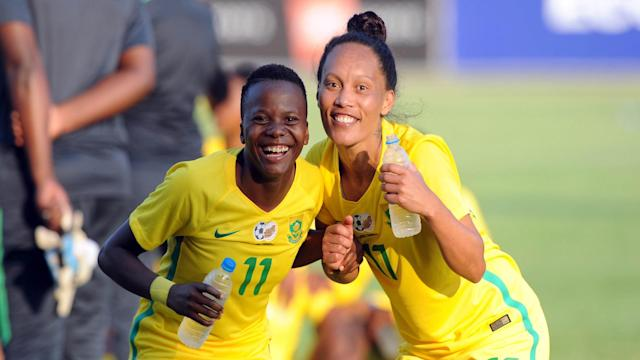 The 28-year-old has become a fifth South African female footballer to sign a professional contract