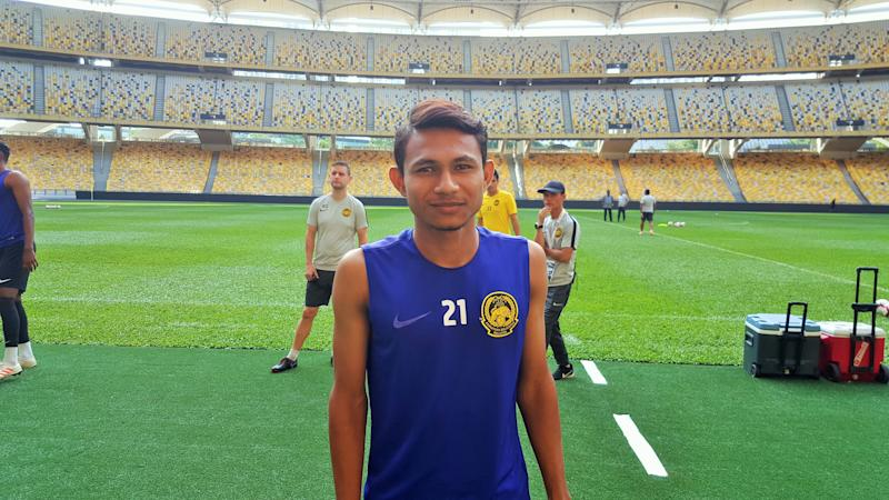 Faisal determined to earn second appearance
