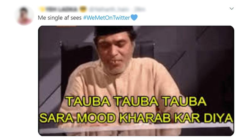 #WeMetOnTwitter Trends with Funny Memes and Jokes While Some Share How They Met Their SOS on the Micro-Blogging Site