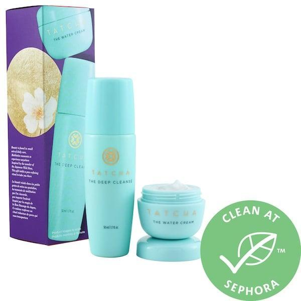 <p>The <span>Tatcha Balanced Skin Duo</span> ($25) is great for every skin type.</p>