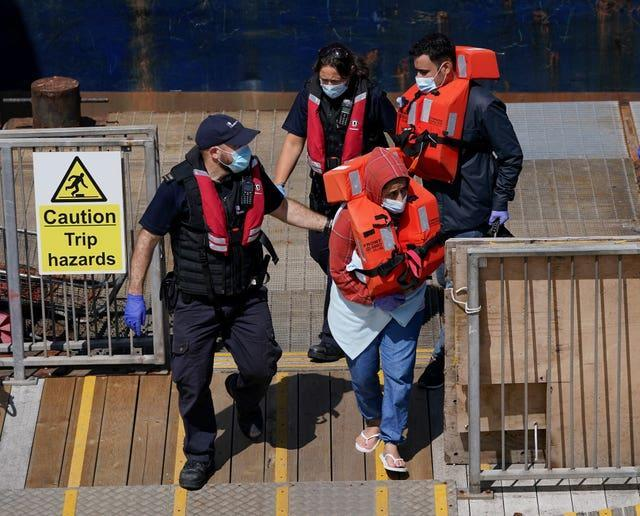 Migrant Channel crossing incidents