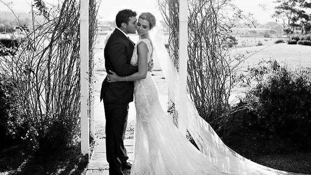It was meant to be Tara and Scott Keevers' special day... Photo: Gavin Cato