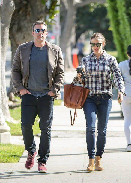 """<p>Affleck was already a star, known for his roles in movies such as <em><a href=""""https://www.amazon.com/Good-Will-Hunting-Ben-Affleck/dp/B006RXPT82/?tag=syn-yahoo-20&ascsubtag=%5Bartid%7C10055.g.34743066%5Bsrc%7Cyahoo-us"""" rel=""""nofollow noopener"""" target=""""_blank"""" data-ylk=""""slk:Good Will Hunting"""" class=""""link rapid-noclick-resp"""">Good Will Hunting</a></em> (1987), when the two met on the set of <em>Pearl Harbor</em>. At the time, Garner was married, while Affleck was engaged to Jennifer Lopez. They took their romance public in 2004. They married secretly a year later, separated after 10 years and <a href=""""https://www.nytimes.com/2020/02/18/movies/ben-affleck.html"""" rel=""""nofollow noopener"""" target=""""_blank"""" data-ylk=""""slk:divorced in 2018"""" class=""""link rapid-noclick-resp"""">divorced in 2018</a> amidst rumors of his infidelity and his struggles with alcoholism.</p>"""