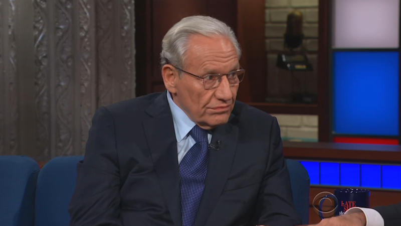Bob Woodward's explosive new book released on Tuesday provides a glimpse into