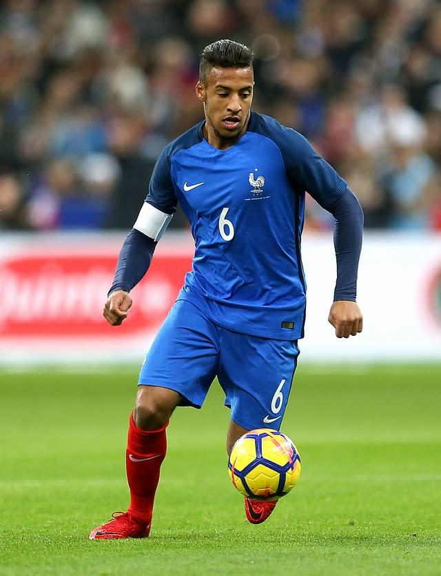Corentin Tolisso could be on his way to Manchester United (Steven Paston/PA)