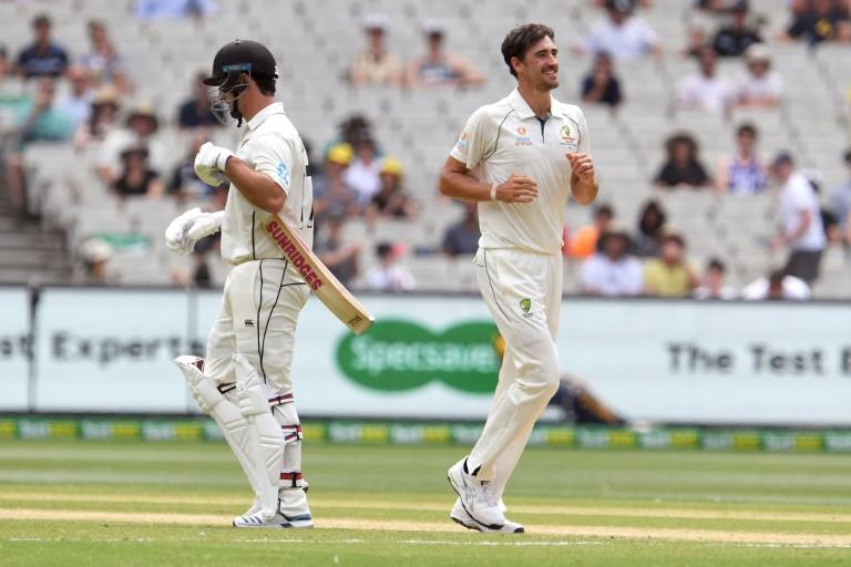 Australia's fast bowlers were unrelenting at the MCG, leaving New Zealand in danger of a big defeat in the second Test