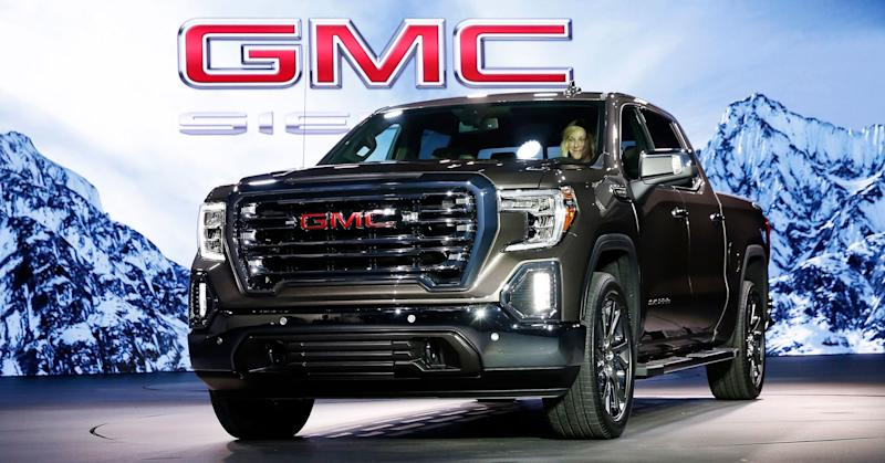 General Motors Is Looking At Building An All Electric Line Of Gmc Suvs Sierra Pickup Trucks