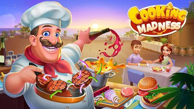 Cooking Madness (sumber: PlayStore)