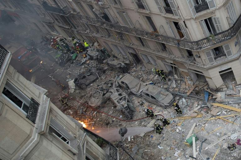 Paris city hall charged over deadly 2019 gas explosion