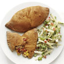 <p>Lean pork and spicy, smoky chipotles deliver a Southwestern punch in these baked empanadas.</p>