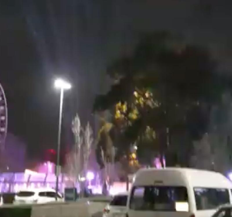 Lights In The Sky Confused Residents