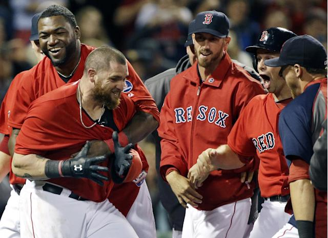 Gomes' HR lifts Red Sox to doubleheader sweep