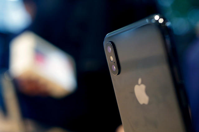 Your iPhone could get some big changes in iOS 12. (AP Photo/Charles Rex Arbogast, File)
