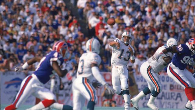 Dolphins nearly shut out of ESPN's centennial NFL all-star roster