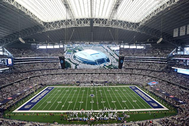 The Texas 6A Division I state championship game last month drew nearly 48,000 fans, more than nearly 70 percent of all bowl games played so far. (Richard Rodriguez/Getty Images)