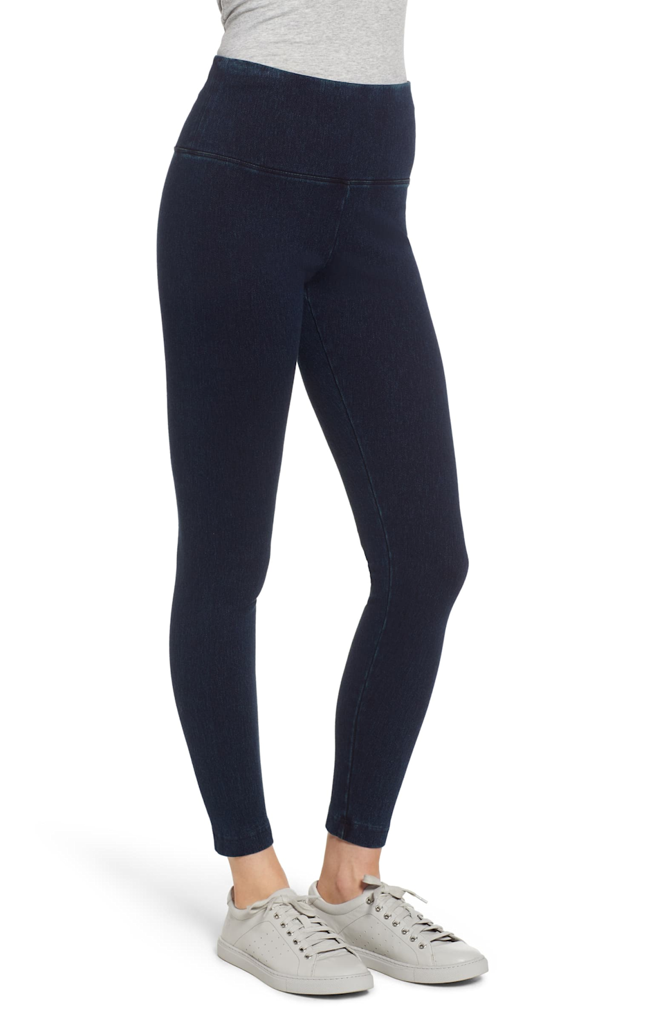 "<h3><a href=""https://www.nordstrom.com/s/lysse-high-waist-denim-leggings/4089752"" rel=""nofollow noopener"" target=""_blank"" data-ylk=""slk:Lyssé High Waist Denim Leggings"" class=""link rapid-noclick-resp"">Lyssé High Waist Denim Leggings</a></h3><br>After a few weeks at home, it's come to everyone's attention that jeans simply are ""hard pants."" Another realization, jeggings might not be so bad after all... And this cozy pair is 40% off.<br><br><strong>Lysse</strong> High Waist Denim Leggings, $, available at <a href=""https://go.skimresources.com/?id=30283X879131&url=https%3A%2F%2Fwww.nordstrom.com%2Fs%2Flysse-high-waist-denim-leggings%2F4089752"" rel=""nofollow noopener"" target=""_blank"" data-ylk=""slk:Nordstrom"" class=""link rapid-noclick-resp"">Nordstrom</a>"