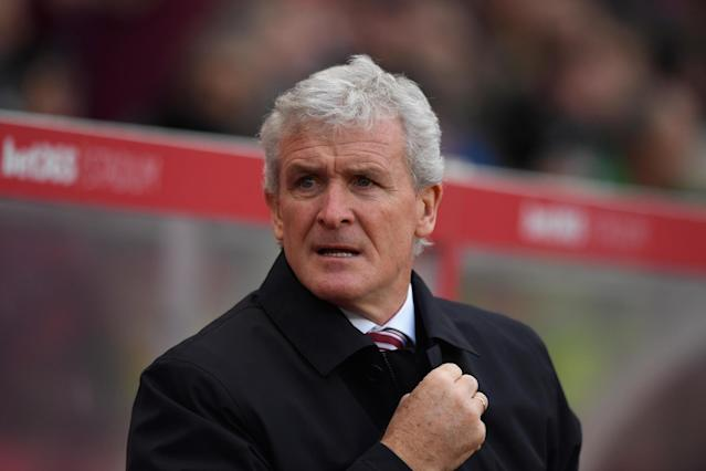 Southampton appoint Mark Hughes on contract until end of the season