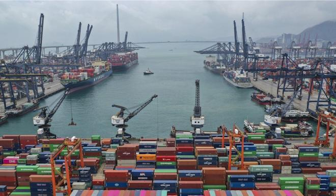 Hong Kong is the only port in Southeast Asia that allows changeover of ship crew members. Photo: Roy Issa