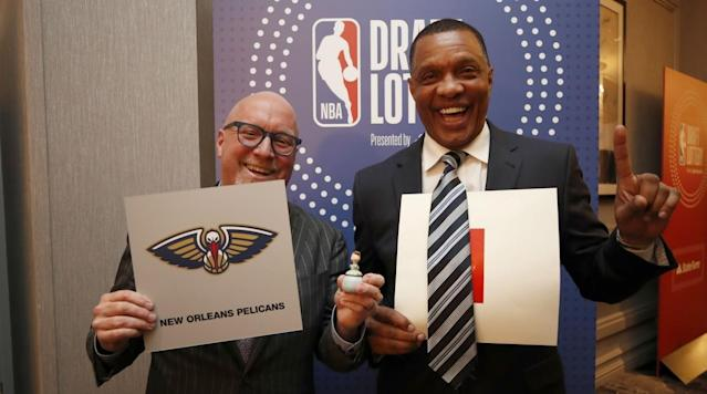 With the Pelicans' 6% odds resulting in the No. 1 pick in the 2019 NBA Draft, New Orleans' Anthony Davis decision just got a lot more complicated.