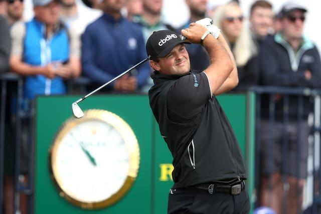 The Open 2021 – Day Two – The Royal St George's Golf Club