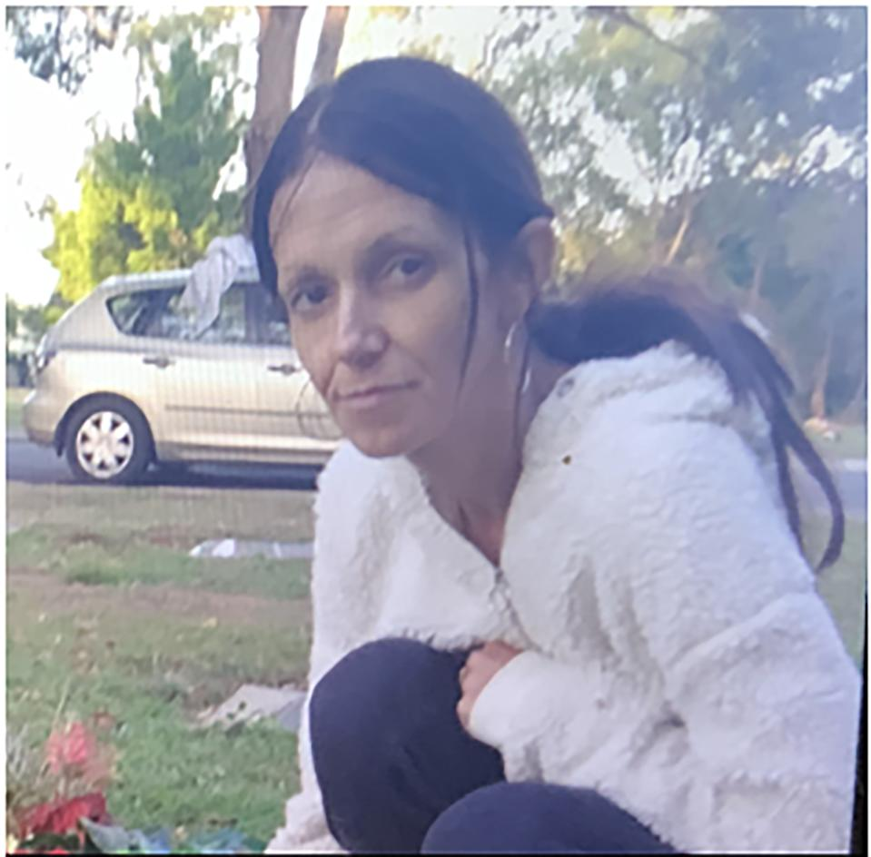 Missing QLD woman Natarn Auld, 38, who was last seen at home on Mount Cotton Road. Source: AAP/QLD Police