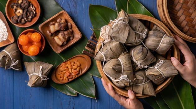Where To Order Rice Dumplings For The Dragon Boat Festival 2021 In Singapore