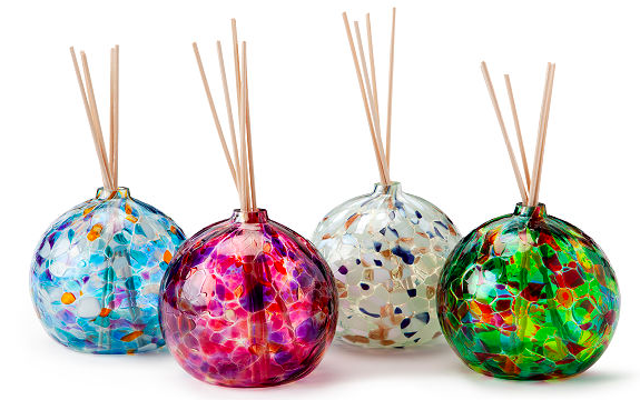 Handblown intention diffuser, S$67.75. PHOTO: Uncommon Goods