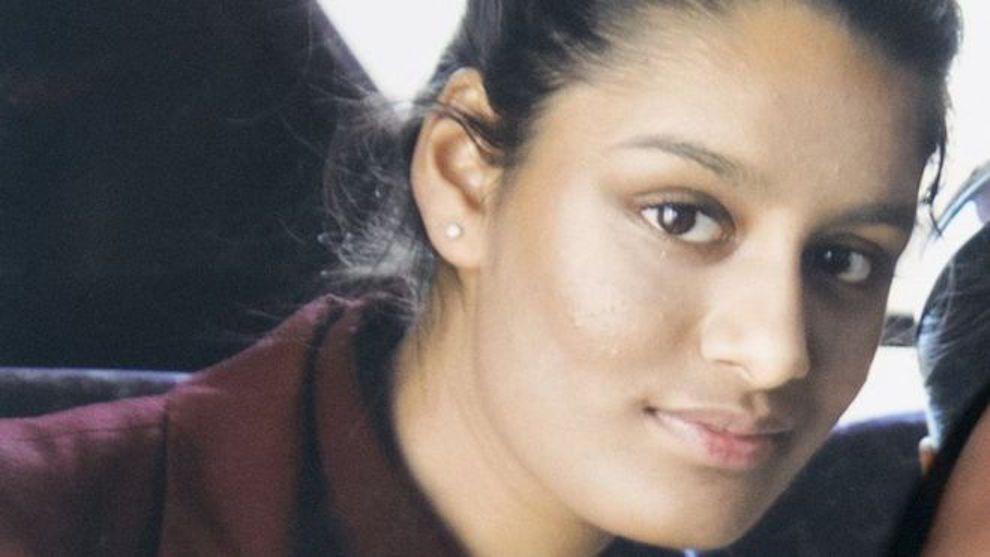 Shamima Begum left the UK at the age of 15 (Picture: PA)