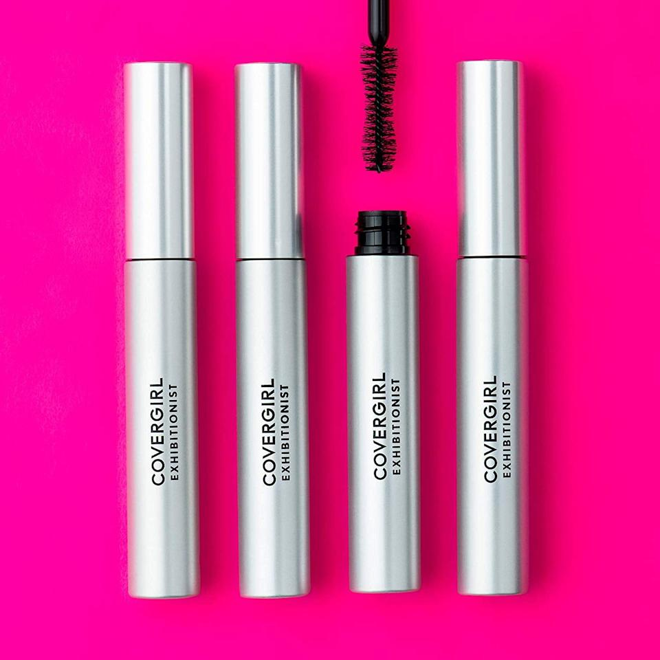 """<p><strong>Sale:</strong> Up to 30 percent off over 430 products</p> <p><strong>Shown Here:</strong> <a href=""""https://www.popsugar.com/buy/CoverGirl-Exhibitionist-Mascara-517445?p_name=CoverGirl%20Exhibitionist%20Mascara&retailer=amazon.com&pid=517445&price=7&evar1=bella%3Aus&evar9=46925325&evar98=https%3A%2F%2Fwww.popsugar.com%2Ffashion%2Fphoto-gallery%2F46925325%2Fimage%2F46926473%2FCoverGirl&list1=amazon%2Cbeauty%20products%2Cbeauty%20sale&prop13=api&pdata=1"""" rel=""""nofollow"""" data-shoppable-link=""""1"""" target=""""_blank"""" class=""""ga-track"""" data-ga-category=""""Related"""" data-ga-label=""""https://www.amazon.com/Covergirl-Exhibitionist-Black-0-3-Ounce/dp/B07J4VG6JW/ref=sr_1_6?crid=2IHTIHLTNH36N&amp;keywords=exhibitionist%2Bmascara&amp;qid=1572896642&amp;sprefix=exhibitonist%2Bmas%2Caps%2C234&amp;sr=8-6&amp;th=1"""" data-ga-action=""""In-Line Links"""">CoverGirl Exhibitionist Mascara</a> ($7)</p>"""