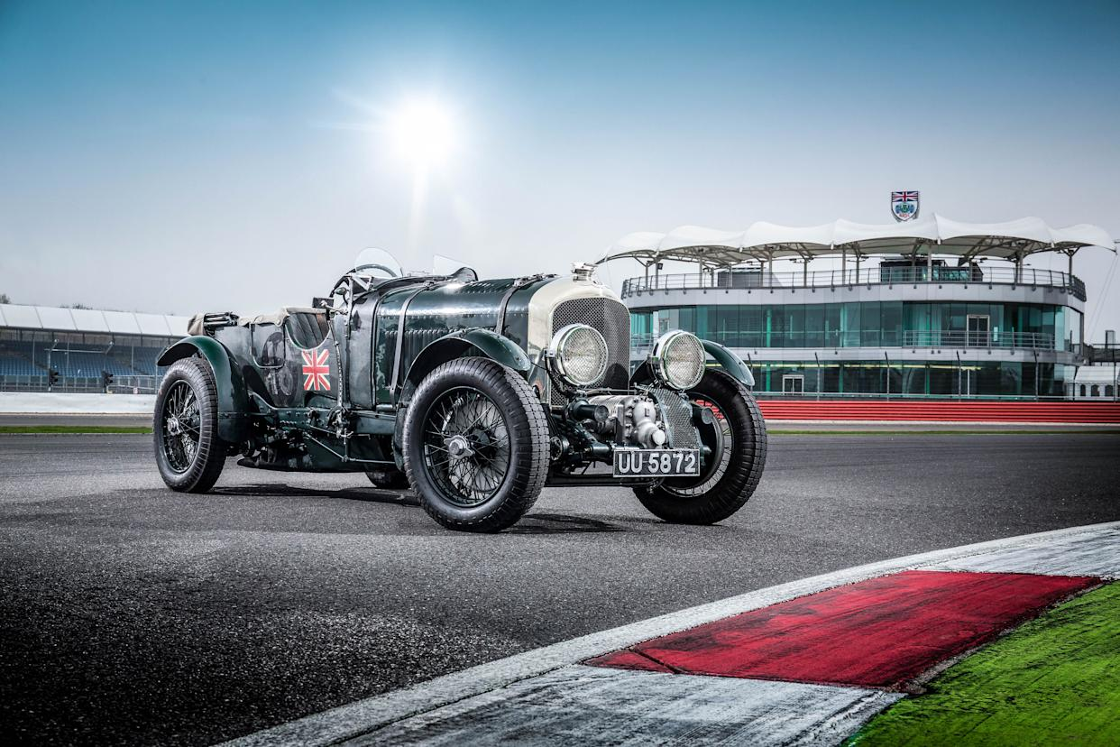 Bentley's Blower is an iconic performance car