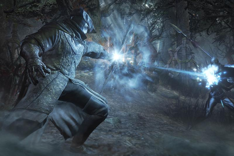 Dark Souls 3 Ashes of Ariandel Trailer Showcases New PvP Map