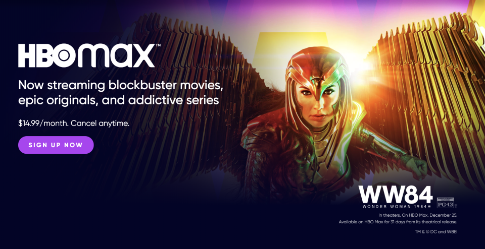 HBO Max, best gifts for dad