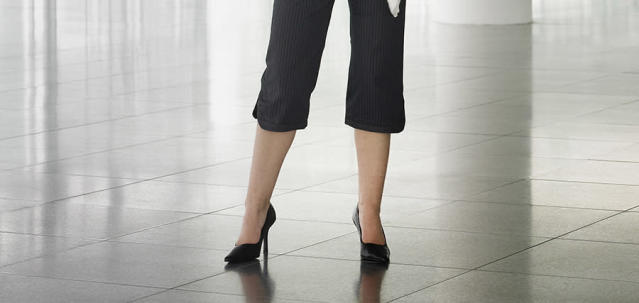 Capris are on the outs in this Georgia school district. (Photo: Getty Images)