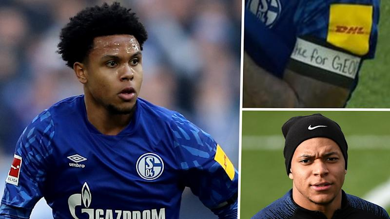 'Justice for George Floyd' - Mbappe & McKennie express solidarity as violent protests rage across United States