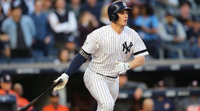 Greg Bird could be the Yankees next hitting sensation if he can stay healthy. (AP)