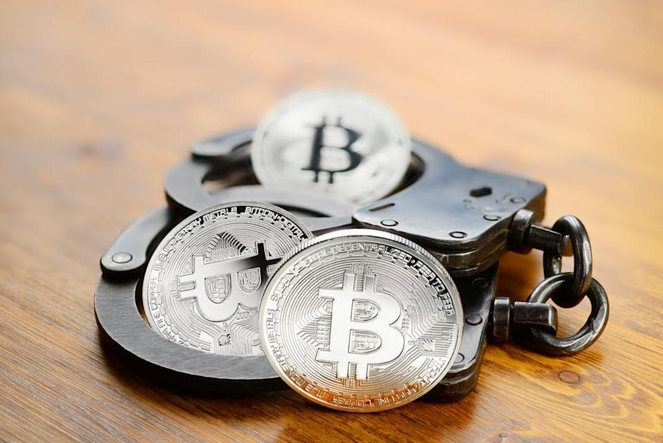 bitcoin exchange crime money laundering