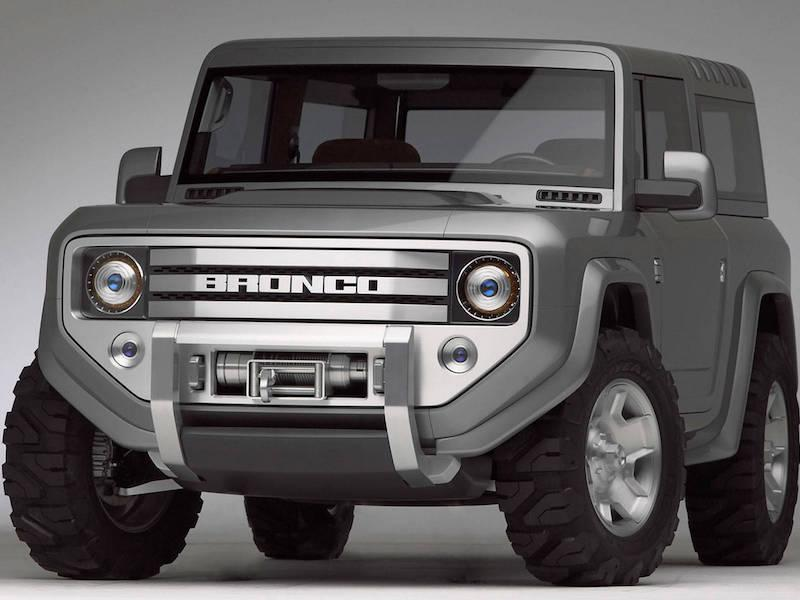 The Ford Bronco Is Definitely Coming Back UAW Boss Reports