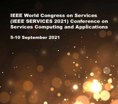 IEEE SERVICES 2021, the premier international event for computers and applications, taking place September 5-10, 2021.