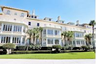 "<p>On Georgia's Atlantic coast, Jekyll Island offers a tranquil getaway that doesn't skimp on luxurious offerings. Formerly home to a hunting and recreational club comprised of wealthy members from the <span class=""redactor-unlink"">Rockefeller</span> and <a href=""https://www.elledecor.com/celebrity-style/a5789/gloria-vanderbilt-art/"" rel=""nofollow noopener"" target=""_blank"" data-ylk=""slk:Vanderbilt"" class=""link rapid-noclick-resp"">Vanderbilt</a> families, the resort is a prime vacation spot for golfers, boaters, and nature enthusiasts.<br></p><p><strong><span class=""redactor-unlink"">EXPLORE NOW</span>:</strong> <a href=""https://www.tripadvisor.com/Hotel_Review-g35034-d209131-Reviews-Jekyll_Island_Club_Resort-Jekyll_Island_Golden_Isles_of_Georgia_Georgia.html"" rel=""nofollow noopener"" target=""_blank"" data-ylk=""slk:Jekyll Island Club Resort"" class=""link rapid-noclick-resp"">Jekyll Island Club Resort</a></p>"